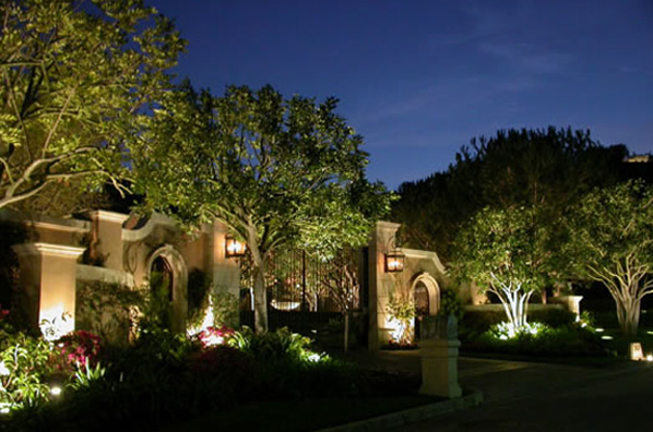 Palm Coast Low Voltage Landscape Lighting - VerdeGo