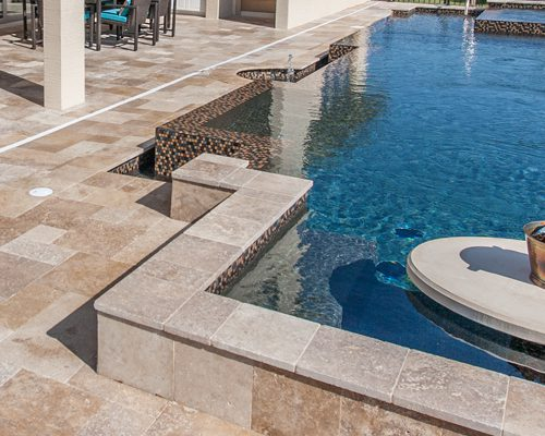 Travertine Pool Deck Featured Image