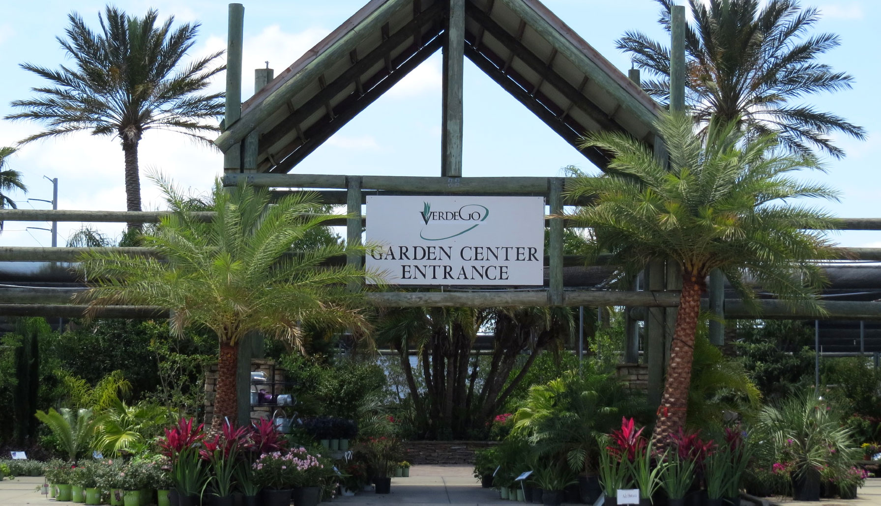 Verdego garden centers palm coast st augustine florida - Palm beach gardens community center ...