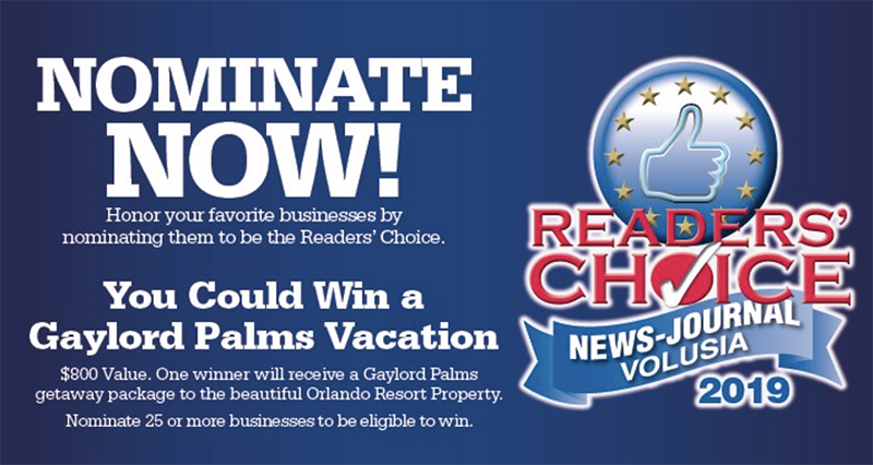 Vote for Us! Reader's Choice Featured Image